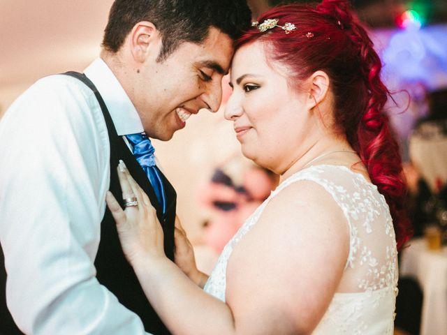 El matrimonio de Luis y Aniuska en Coquimbo, Elqui 77