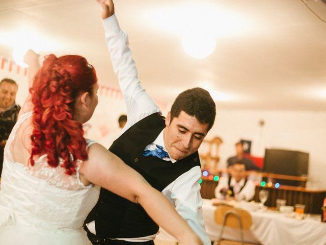 El matrimonio de Luis y Aniuska en Coquimbo, Elqui 78