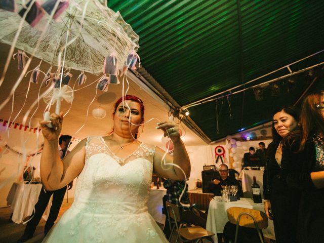 El matrimonio de Luis y Aniuska en Coquimbo, Elqui 81