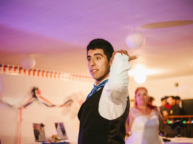 El matrimonio de Luis y Aniuska en Coquimbo, Elqui 87