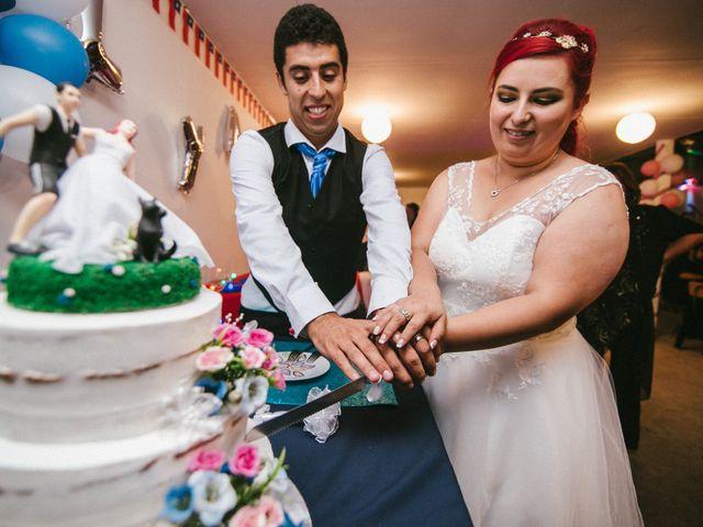 El matrimonio de Luis y Aniuska en Coquimbo, Elqui 93