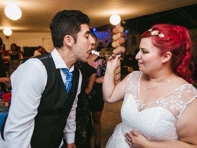 El matrimonio de Luis y Aniuska en Coquimbo, Elqui 94