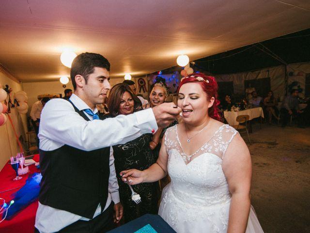 El matrimonio de Luis y Aniuska en Coquimbo, Elqui 95