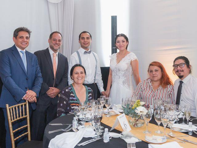 El matrimonio de Geraldine y Gabriel en La Reina, Santiago 3