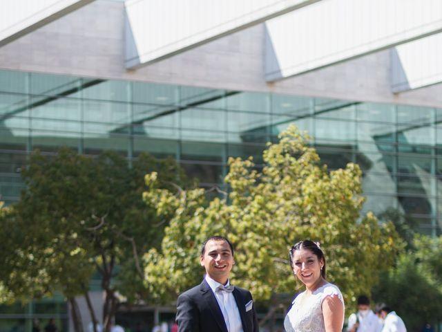 El matrimonio de Geraldine y Gabriel en La Reina, Santiago 9