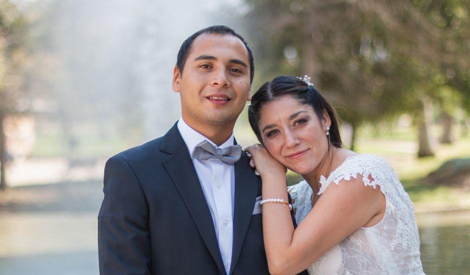El matrimonio de Geraldine y Gabriel en La Reina, Santiago