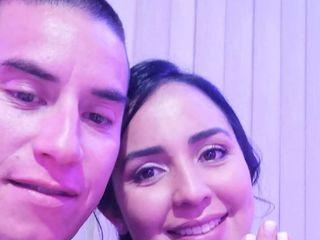 El matrimonio de María Fernanda y Antonio 3