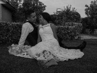 El matrimonio de lore y jhon 2