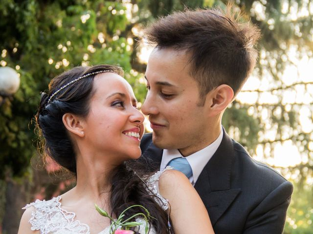 El matrimonio de Elieth y Cristobal