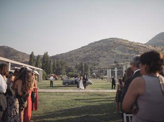 El matrimonio de Carolina y Felipe 3