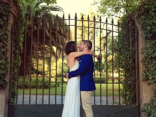 El matrimonio de Alejandra y Jorge