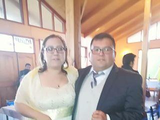 El matrimonio de Inge y Alejandro 2