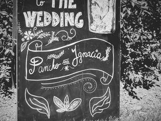 El matrimonio de Ignacia y Francisco 2