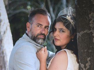 El matrimonio de Ignacia y Francisco