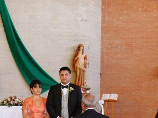 El matrimonio de Macarena y César 1