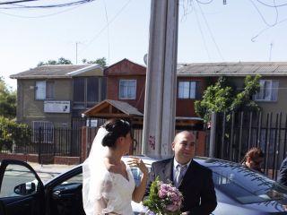 El matrimonio de Macarena y César 2