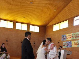 El matrimonio de Macarena y César 3