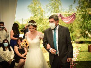 El matrimonio de Belén y Matías  1