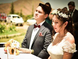 El matrimonio de Belén y Matías  3