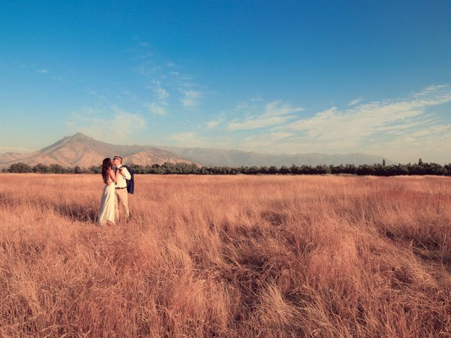El matrimonio de Jorge y Alejandra en Buin, Maipo 4