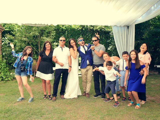 El matrimonio de Jorge y Alejandra en Buin, Maipo 18