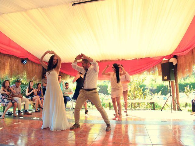 El matrimonio de Jorge y Alejandra en Buin, Maipo 21