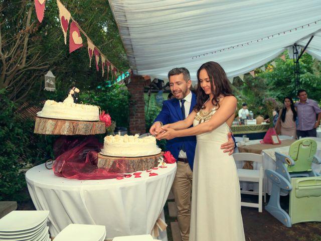 El matrimonio de Jorge y Alejandra en Buin, Maipo 23