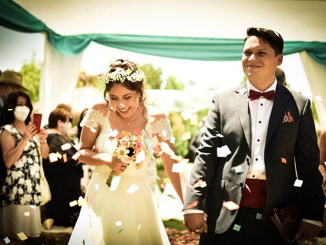 El matrimonio de Belén y Matías