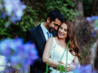 El matrimonio de María José y Francisco