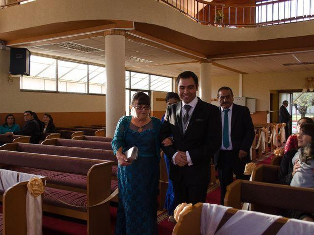 El matrimonio de Mario y Yuri en Curacautín, Malleco 27