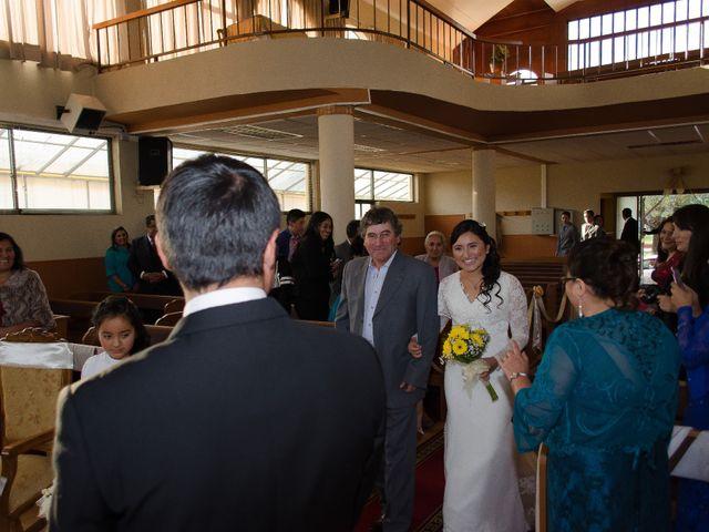 El matrimonio de Mario y Yuri en Curacautín, Malleco 28