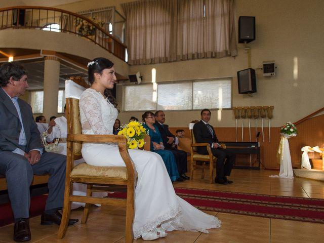 El matrimonio de Mario y Yuri en Curacautín, Malleco 29