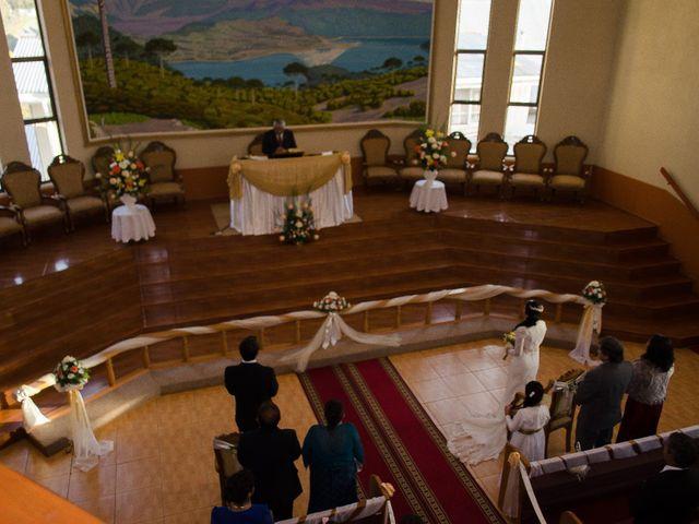 El matrimonio de Mario y Yuri en Curacautín, Malleco 30