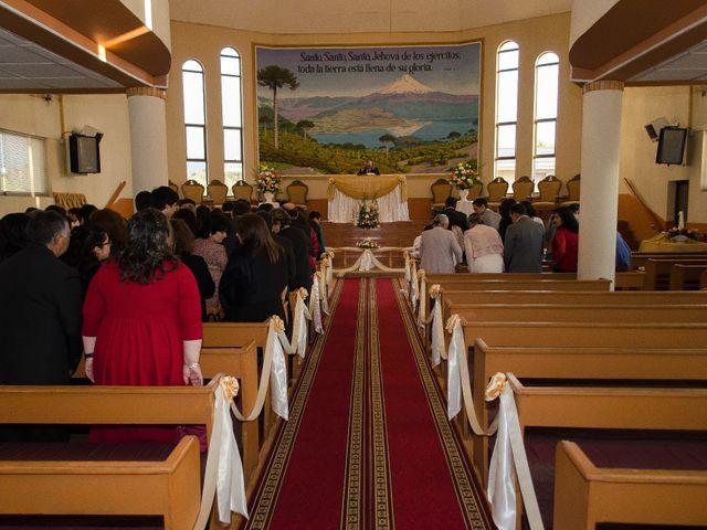El matrimonio de Mario y Yuri en Curacautín, Malleco 31