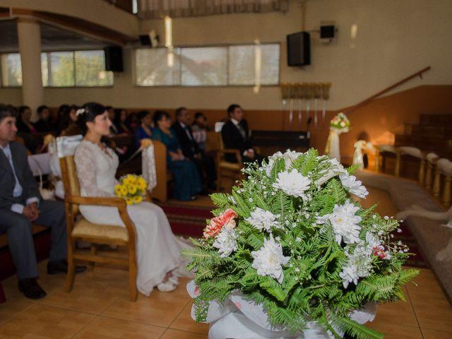El matrimonio de Mario y Yuri en Curacautín, Malleco 32