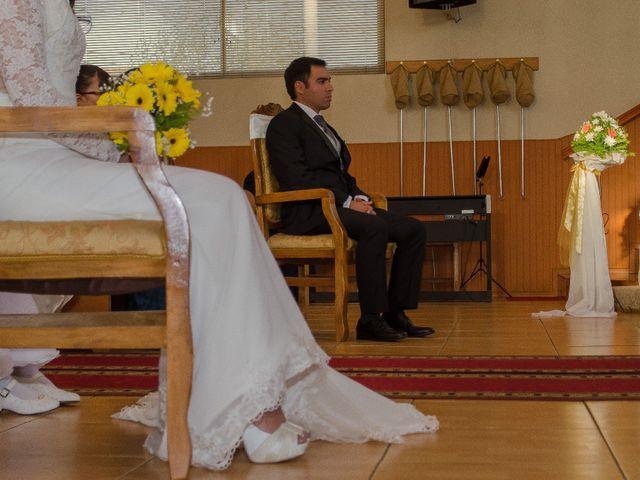 El matrimonio de Mario y Yuri en Curacautín, Malleco 33