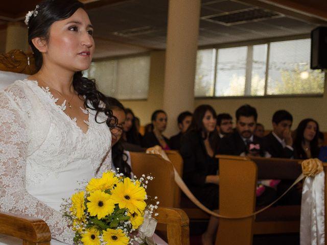 El matrimonio de Mario y Yuri en Curacautín, Malleco 34