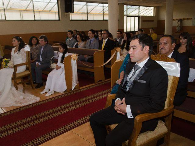 El matrimonio de Mario y Yuri en Curacautín, Malleco 36