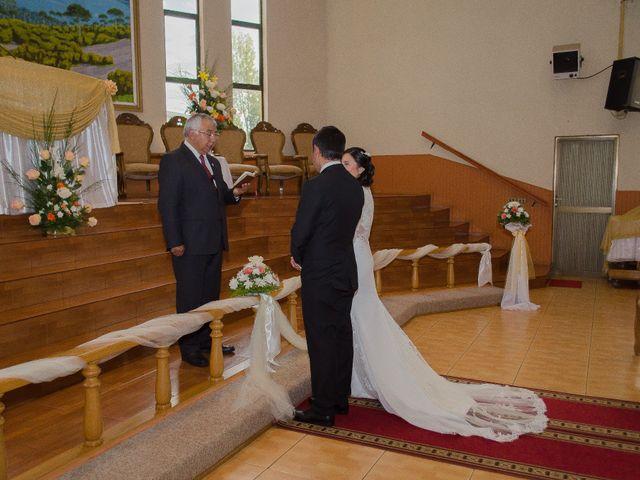 El matrimonio de Mario y Yuri en Curacautín, Malleco 37