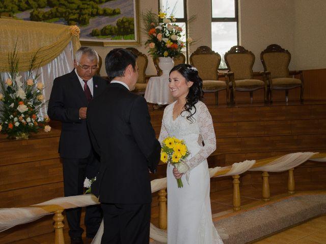 El matrimonio de Mario y Yuri en Curacautín, Malleco 38