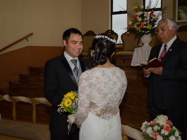 El matrimonio de Mario y Yuri en Curacautín, Malleco 39