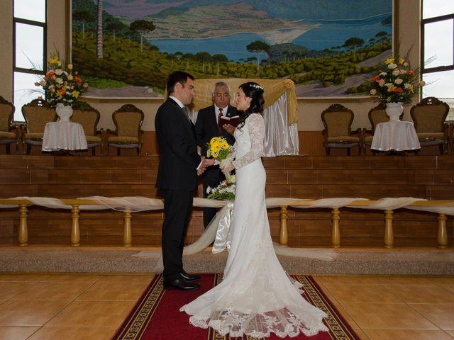 El matrimonio de Mario y Yuri en Curacautín, Malleco 40