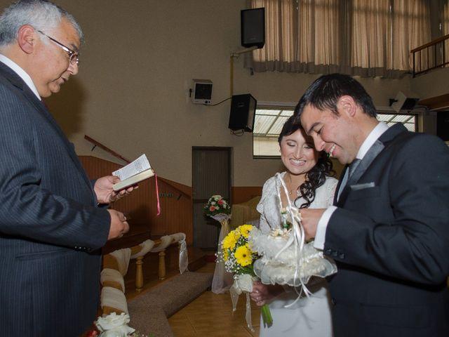 El matrimonio de Mario y Yuri en Curacautín, Malleco 41