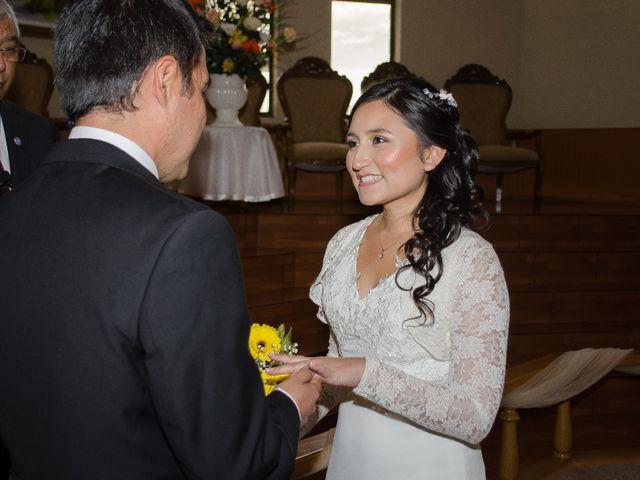 El matrimonio de Mario y Yuri en Curacautín, Malleco 42