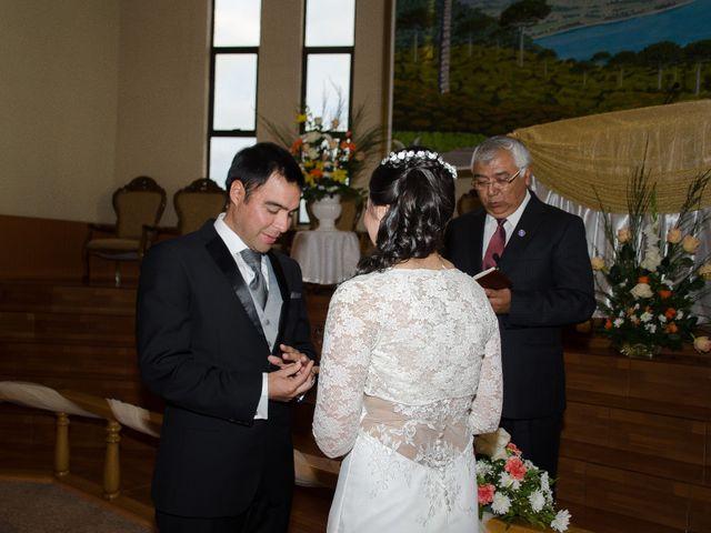 El matrimonio de Mario y Yuri en Curacautín, Malleco 43