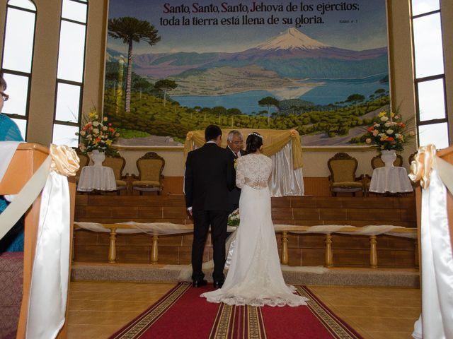 El matrimonio de Mario y Yuri en Curacautín, Malleco 44