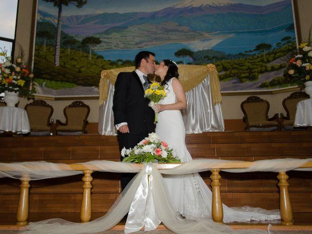 El matrimonio de Mario y Yuri en Curacautín, Malleco 47