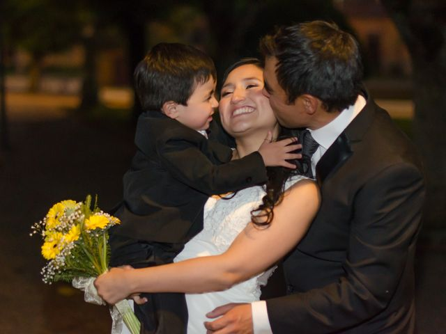 El matrimonio de Mario y Yuri en Curacautín, Malleco 48