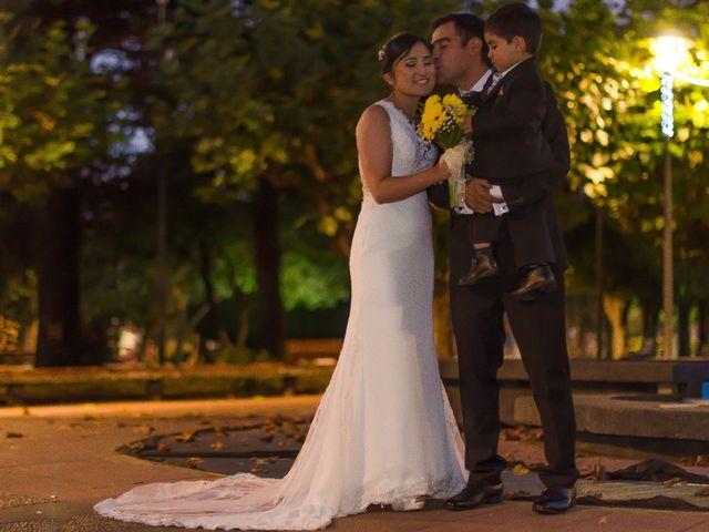 El matrimonio de Mario y Yuri en Curacautín, Malleco 49