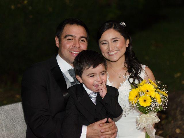 El matrimonio de Mario y Yuri en Curacautín, Malleco 50
